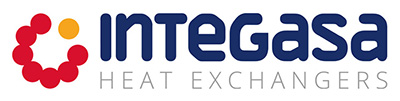 """Logo Integasa Heat Exchangers - """"Innovador sistema de condensación/evaporación con fluido refrigerante dieléctrico en ciclo cerrado con aplicación industrial"""" PROYECTO NOVEC IN852A 2018/29"""