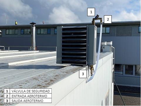"""Novec articulo divulgacion 4 - """"Innovador sistema de condensación/evaporación con fluido refrigerante dieléctrico en ciclo cerrado con aplicación industrial"""" PROYECTO NOVEC IN852A 2018/29"""