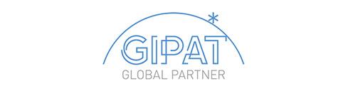 """gipat logo - """"Innovador sistema de condensación/evaporación con fluido refrigerante dieléctrico en ciclo cerrado con aplicación industrial"""" PROYECTO NOVEC IN852A 2018/29"""